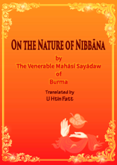 On The Nature Of Nibbana (1964)